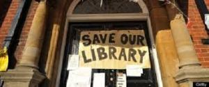 save our library